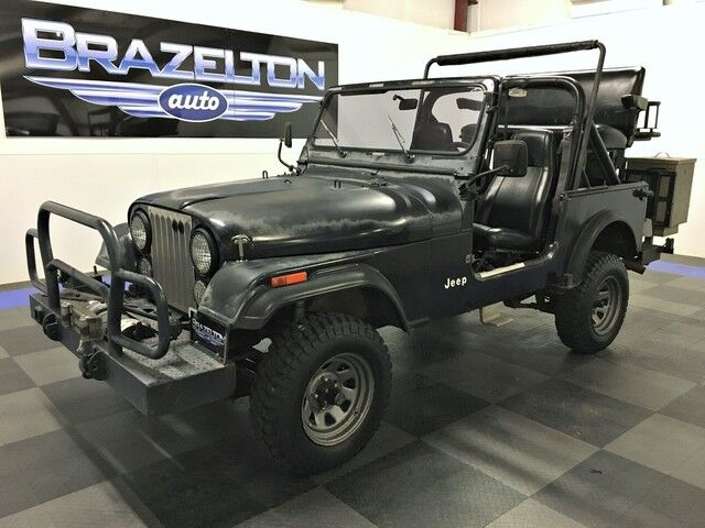 1985 Jeep CJ-7 V8, Hunting Rig Houston TX