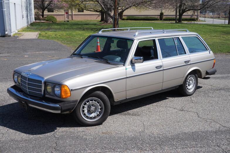 1985 Mercedes-Benz 300TD Wagon TurboDiesel  Lodi NJ