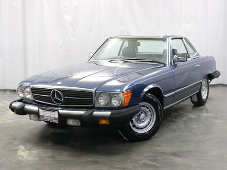 1985 Mercedes-Benz 380 Series 380SL Addison IL