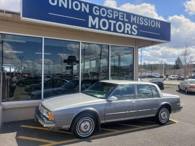 1985 Oldsmobile Ninety Eight Regency Brougham Spokane Valley WA