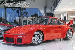 Porsche 930 Turbo Factory Slantnose **UPGRADES** 1985