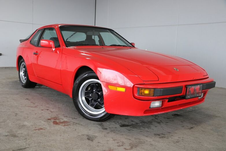 1985 Porsche 944  Merriam KS