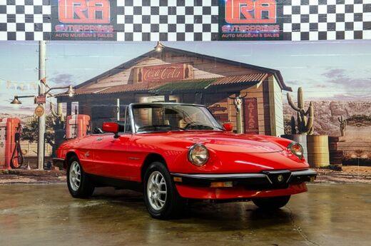 1986 Alfa Romeo Graduate Spider Veloce Bristol PA