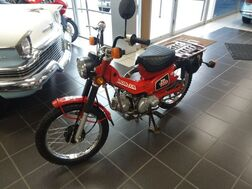 1986_Honda_Trail 110-ON SPECIAL $1,995_-_ Spokane Valley WA