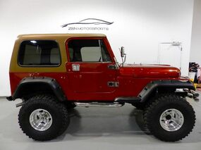 Jeep CJ 7 4WD  1986