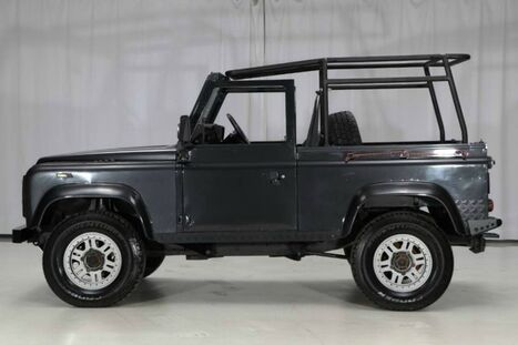 1986_Land Rover_Defender 90_D90 RHD_ West Chester PA