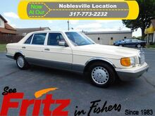 1986_Mercedes-Benz_560 Series_560SEL_ Fishers IN
