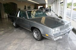Oldsmobile Cutlass Rare Find - Local One Owner - Garage Kept and Covered - Only 25K Original Miles - New BF Goodrich Tires - Need to See This One! 1986
