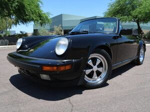 1986_Porsche_911_Carrera Cabriolet_ Scottsdale AZ