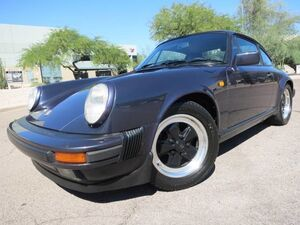 1986_Porsche_911_Carrera Coupe_ Scottsdale AZ