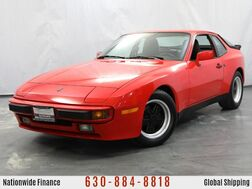 1986_Porsche_944_Coupe 5-Speed_ Addison IL