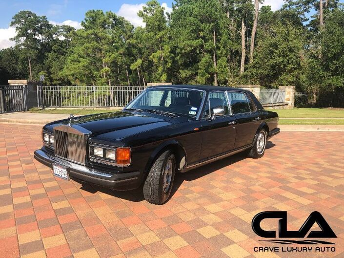 1986 Rolls-Royce Silver Spur  The Woodlands TX