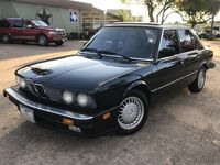 BMW 5 Series 535is 1987