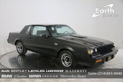 1987_Buick_Regal_Grand National_ Carrollton TX