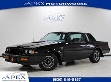 1987_Buick_Regal_Grand National LIKE NEW! COLLECTOR CAR! IMMACULATE!_ Burr Ridge IL