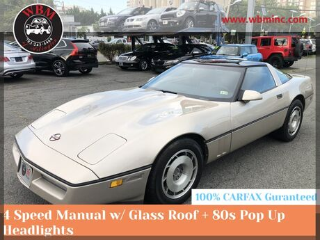 1987 Chevrolet Corvette  Arlington VA