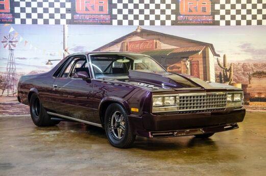 1987 Chevrolet EL Camino Race Car Bristol PA