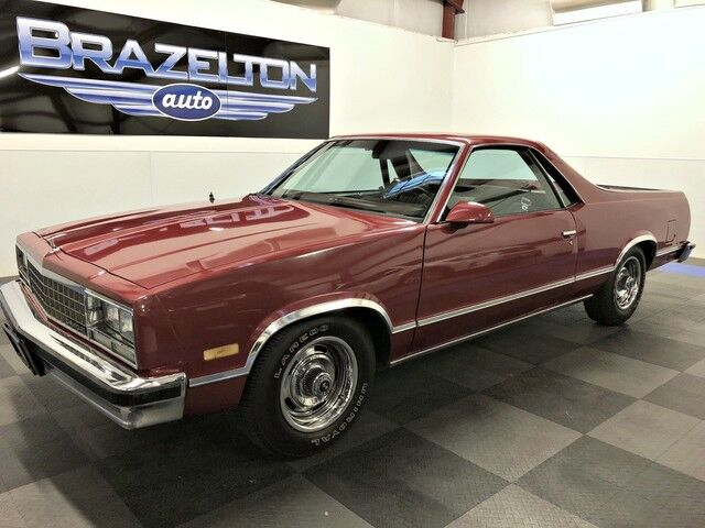 1987 Chevrolet El Camino Smooth Running, Extremely Well Maintained Houston TX
