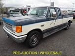 1987 Ford F-250 DIESEL PRE-AUCTION