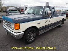 1987_Ford_F-250_DIESEL PRE-AUCTION_ Burlington WA