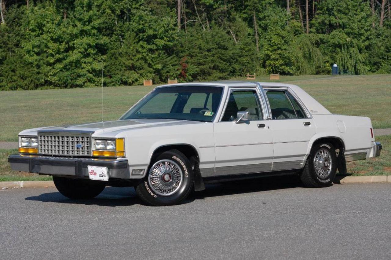 1987 Ford Ltd Crown Victoria LX Denver NC