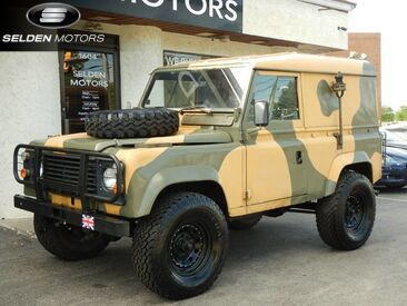 1987 Land Rover DEFENDER 90 ARMY