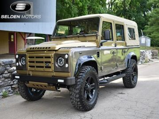 1987_Land Rover_Defender 110__ Conshohocken PA