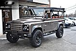 1987 Land Rover Defender 110 Convertible Conshohocken PA