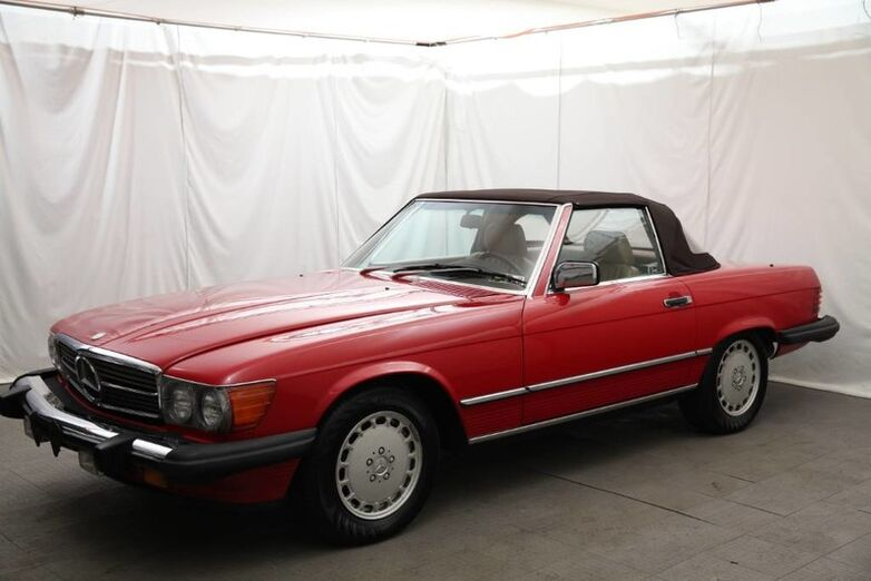 1987 Mercedes-Benz 560 Series 560SL Pittsburgh PA