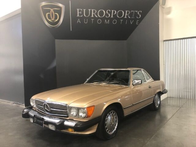 1987 Mercedes-Benz 560 Series 560SL Salt Lake City UT