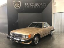 1987_Mercedes-Benz_560 Series_560SL_ Salt Lake City UT