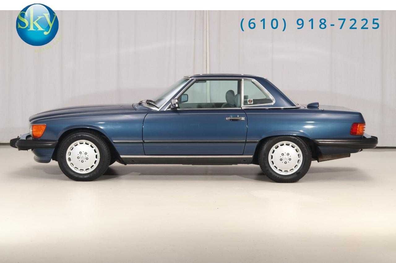 1987 Mercedes-Benz 560 Series 560SL West Chester PA