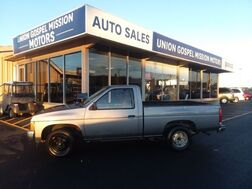 1987_Nissan_Pickup_Regular Cab 2WD_ Spokane Valley WA