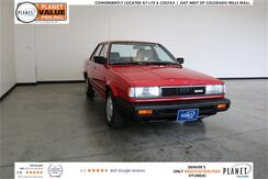 1987 Nissan Sentra E Golden CO