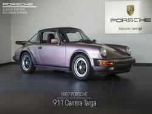 Porsche 911 911 Carrera Targa 1987