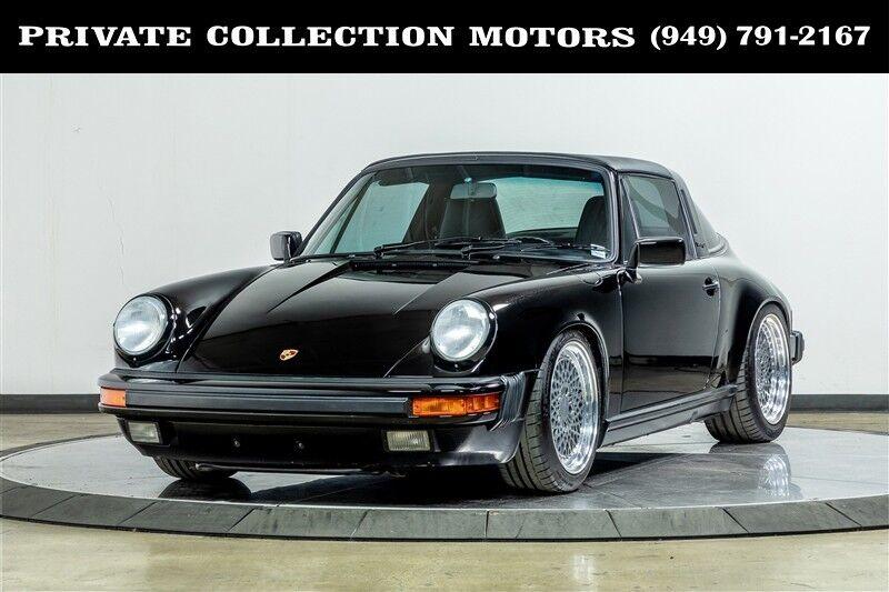 1987_Porsche_911 Carrera__ Costa Mesa CA