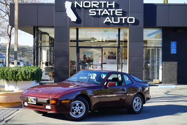 1987_Porsche_944__ Walnut Creek CA
