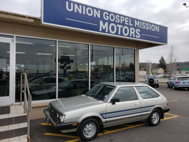 1987 Subaru GL Base Spokane Valley WA