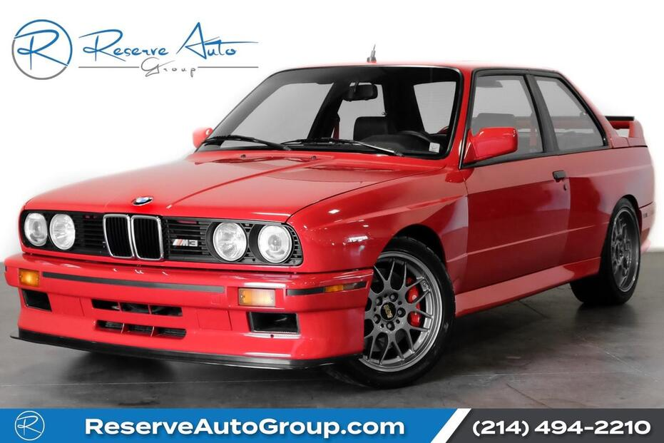 1988_BMW_3 Series_M3_ The Colony TX