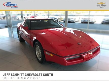 1988_Chevrolet_Corvette__ Dayton area OH