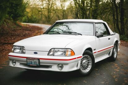 1988_FORD_CONVERTIBLE_GT 5.0_ Seattle WA