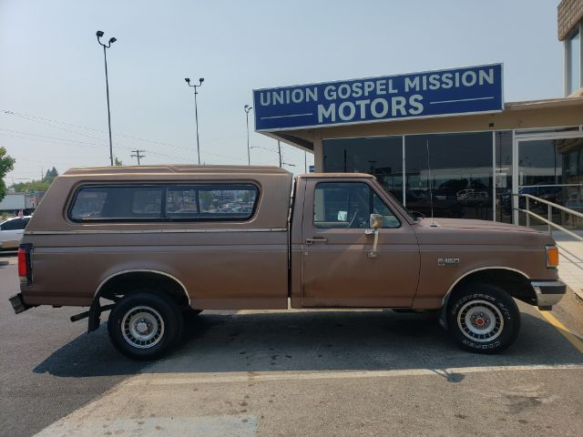 1988 Ford F-150 (Needs Work) Reg. Cab Short Bed 4WD Spokane Valley WA