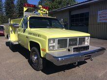 1988_GMC_V3500_Reg. Cab 4WD_ Spokane WA