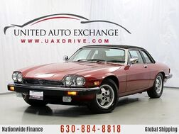 1988_Jaguar_XJS_SC HE - Extra Clean - Investment Opportunity - 30 Year Anniversary_ Addison IL