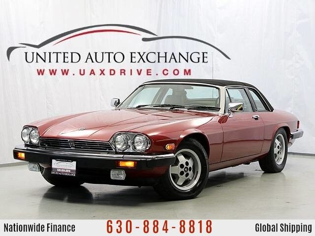1988 Jaguar XJS SC HE - Extra Clean - Investment Opportunity - 30 Year Anniversary Addison IL