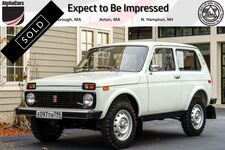 1988 Lada Niva 4x4