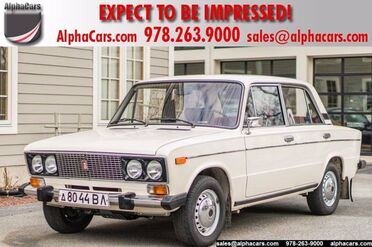 1988_Lada_VAZ 2106_1300 SL_ Boxborough MA