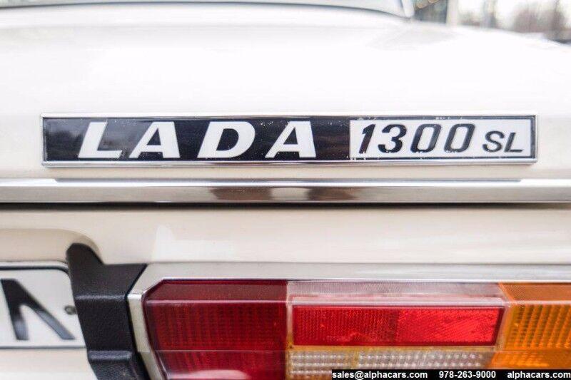 1988 Lada VAZ 2106 1300 SL Boxborough MA