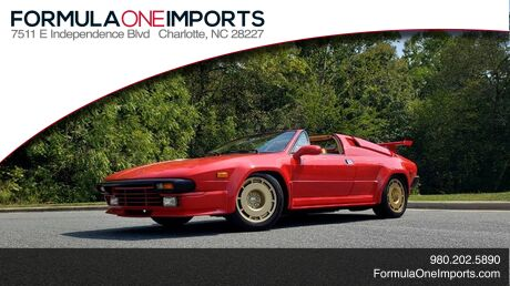 1988 Lamborghini Jalpa 3.5 / 5-Speed Man / Low Miles / Excellent Condition Charlotte NC