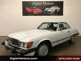 Mercedes-Benz 560 SL Clean Carfax 48k Actual miles Recently serviced 1988